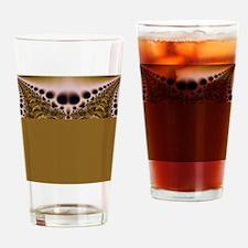 Fractal 58 Drinking Glass