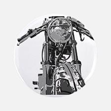 "Bonnie Motorcycle 3.5"" Button"