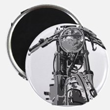 Bonnie Motorcycle Magnet