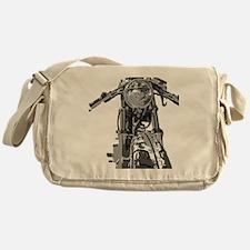 Bonnie Motorcycle Messenger Bag