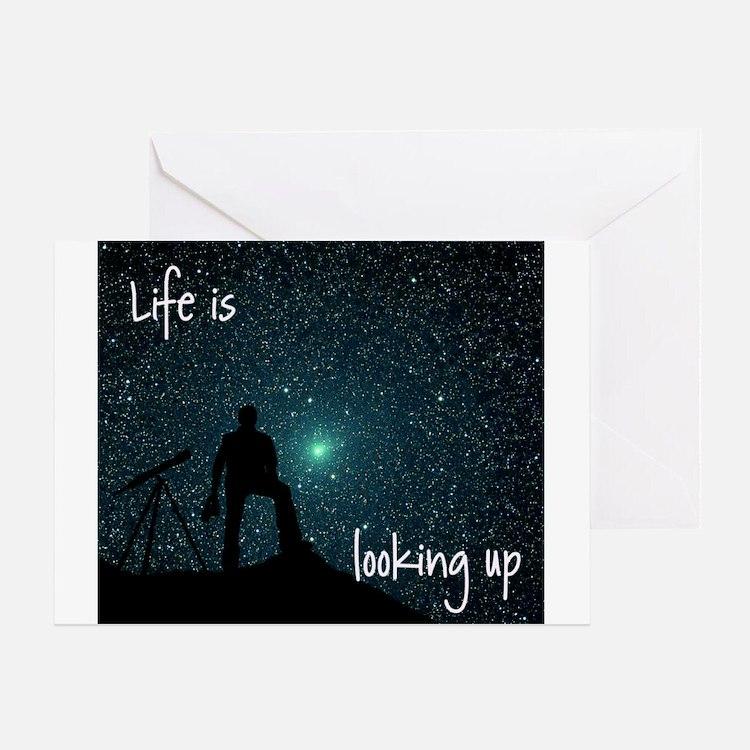 LILU Greeting Card