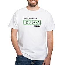 Welcome to Shutty Town Shirt