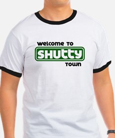 Welcome to Shutty Town T