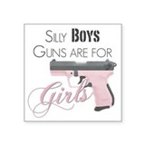 Girls guns Square