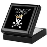Pirate King Keepsake Box