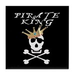 Pirate King Tile Coaster