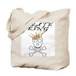 Pirate King Tote Bag