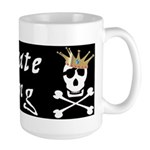 Pirate King Large Mug