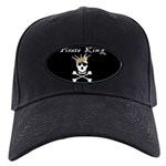 Pirate King Black Cap