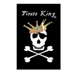 Pirate King Postcards (Package of 8)