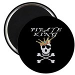 Pirate King Magnet