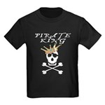 Pirate King Kids Dark T-Shirt