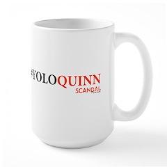 #YOLOQUINN Mug