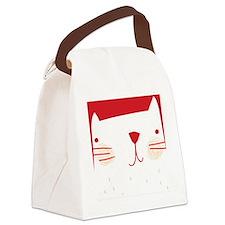 BeachTowel92 Canvas Lunch Bag
