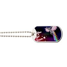 Believe In Your Dreams Sloth Dog Tags