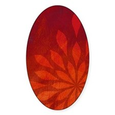 Flame Decal