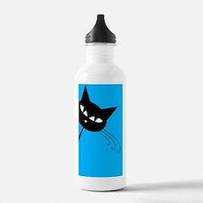 Sneaky Kitty Water Bottle