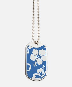 BeachTowel110 Dog Tags