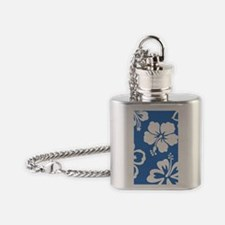 BeachTowel110 Flask Necklace
