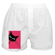 Sneaky Kitty Boxer Shorts