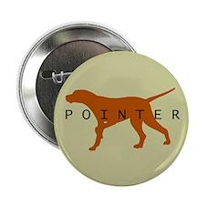 Pointer Dog (Sage) Button