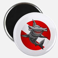 Master Diver (Hammerhead) Magnet
