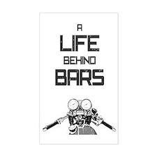 A Life Behind Bars Decal