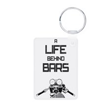 A Life Behind Bars Keychains