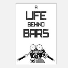 A Life Behind Bars Postcards (Package of 8)