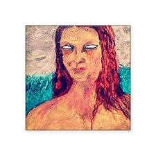"""Lilith Square Sticker 3"""" x 3"""""""