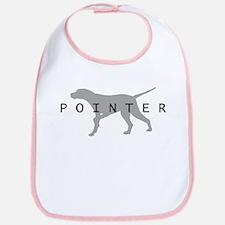 Pointer Dog Breed Bib