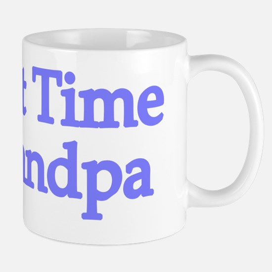 First Time Grandpa 2 Mug