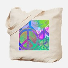 Signs of Peace 2 Tote Bag