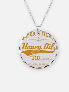 Super Sticky Honey Oil Necklace