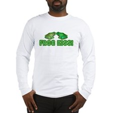 Frog Kiss Long Sleeve T-Shirt