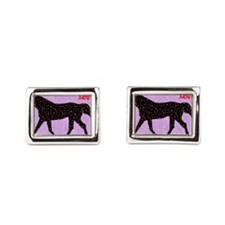 Horse Love and Hearts Cufflinks