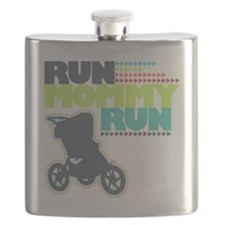 Run Mommy Run - Stroller Flask