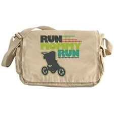 Run Mommy Run - Stroller Messenger Bag