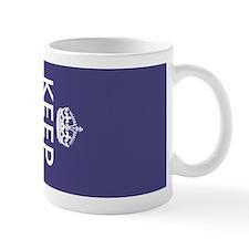 Keep Calm and Drum On Mug