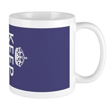Keep Calm and Drum On Small Mugs