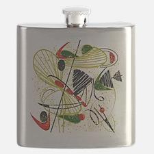 atomic funky king duvet Flask