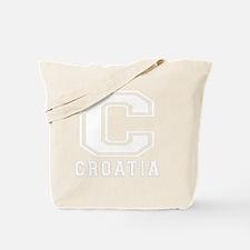 Croatia Designs Tote Bag