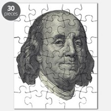 Franklin $100 Design Puzzle