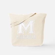 Madagascar Designs Tote Bag