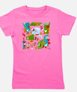Atomic Funky Best C Clear Girl's Tee