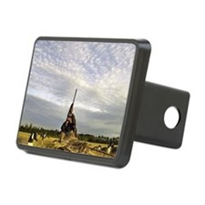 Duck Hunting Rectangular Hitch Cover