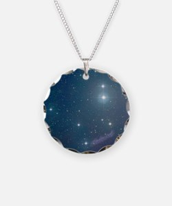 Pleiades Ornaments set of 4 Necklace