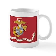 Marine Flag Mugs
