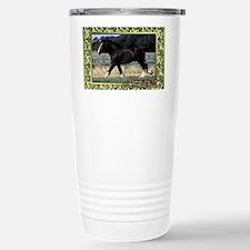 Shire Draft Horse Chris Stainless Steel Travel Mug