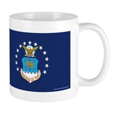 Air Force Flag Mugs